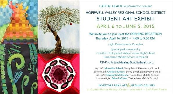 Capital Health, Student Art Show