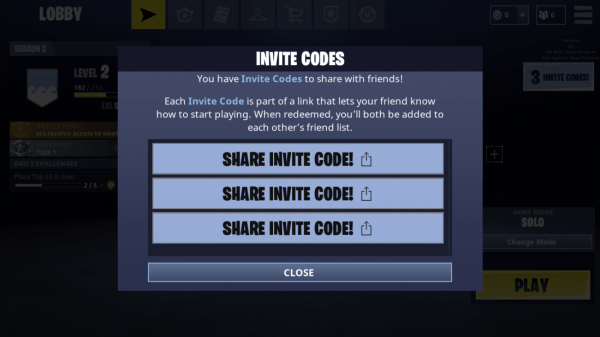 Friends Codes For Ios Now Live