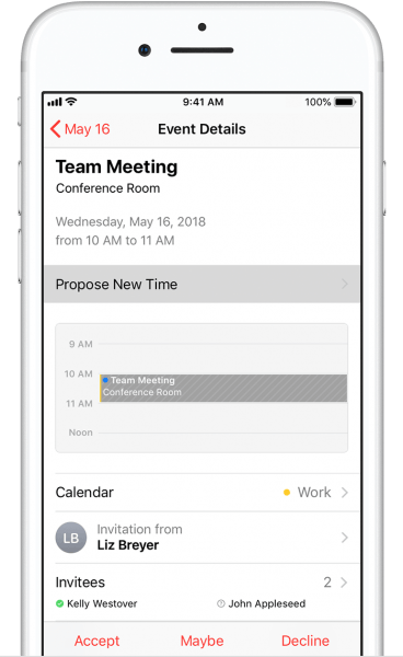 Manage Exchange Meeting Invitations On Your Iphone, Ipad, Or Ipod