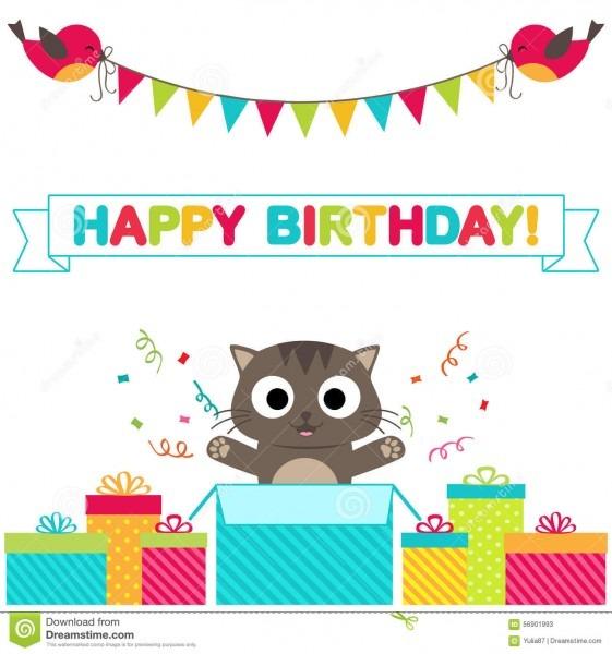 Free Kitten Party Invitations Templates