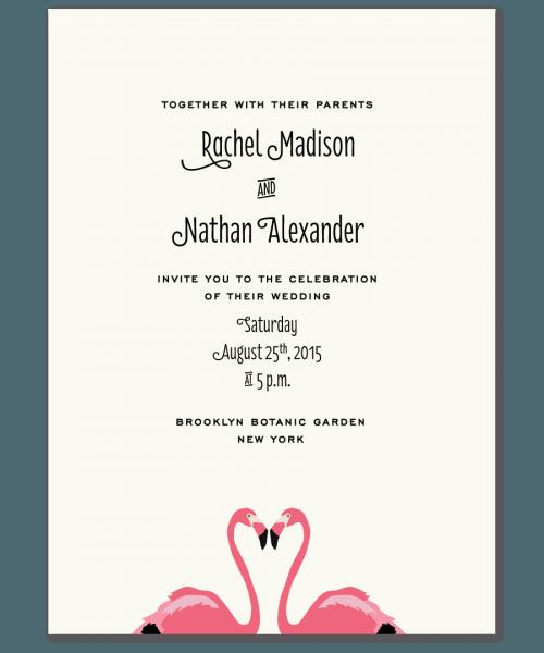 Lovable Wedding Invitations Examples Wedding Invitation Wording