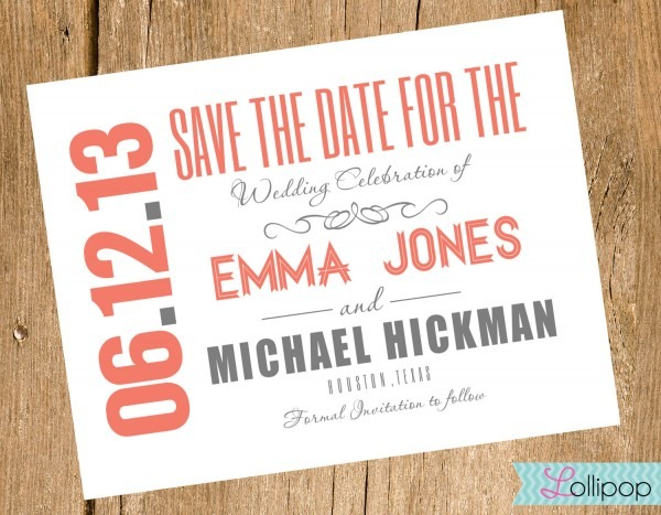 Lpc Save The Date Luxury Free Printable Save The Date Invitation