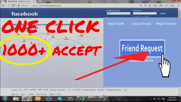 Chrome Toolkit For Facebook Auto Invite All Friends Like Page And