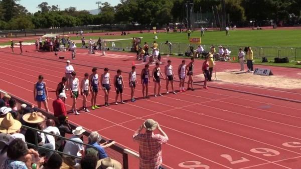 Stanford Invitational 2017, Boys Mile, Heat 1