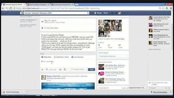 How To Setup A Facebook Event For Your Beachbody Challenge Group