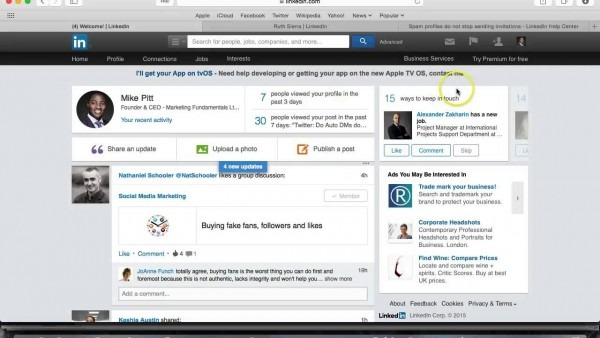 Linkedin  How To Get Rid Of Spam Invitations