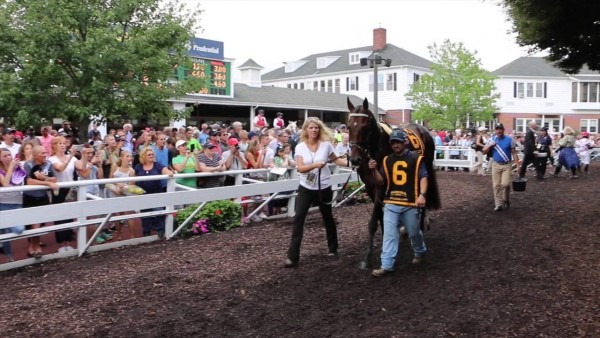 2016 Haskell Invitational At Monmouth Park Paddock