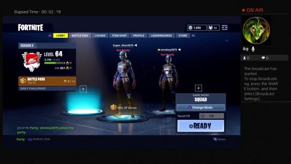 Fortnite How To Invite Friends Intill They Fix It