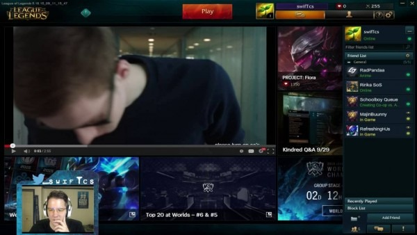 New League Of Legends Player Can't Find Game Invite
