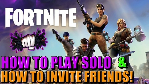 How To Invite Friends & How To Play Solo