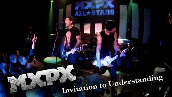 Mxpx All Stars  Invitation To Understanding  @ Sala Kgb (14 04