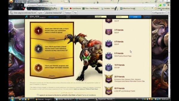 League Of Legends How To Refer A Friend