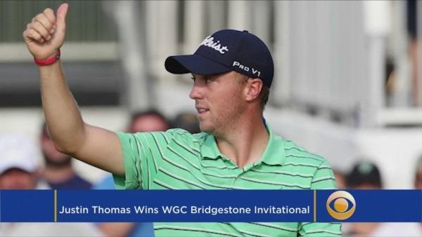 This Week In Golf  Justin Thomas Wins Wgc
