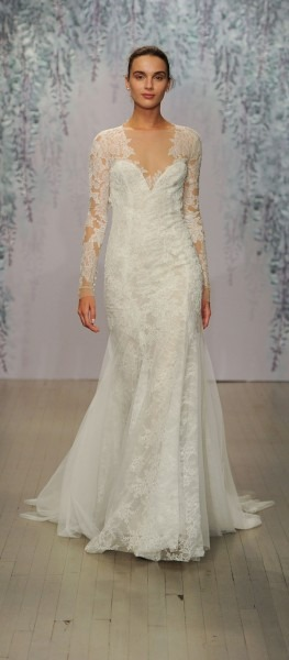 Monique Lhuillier Wedding Dresses Fall 2016 Collection