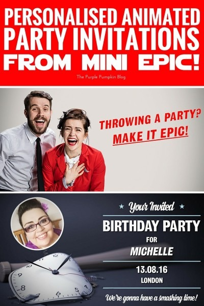 My 40th Birthday Party Planning  Party Invitations From Mini