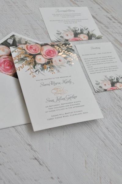 Pinterest Wedding Invitations