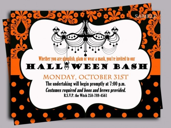 Pumpkin Carving Contest Invitation Wording From Festival
