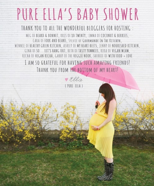Pure Ella's Baby Shower! Hosted By Amazing Blogger Friends