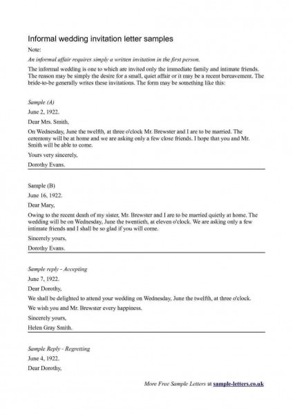 D Da Afec Rs Printable Templates Wedding Invitation Email Template