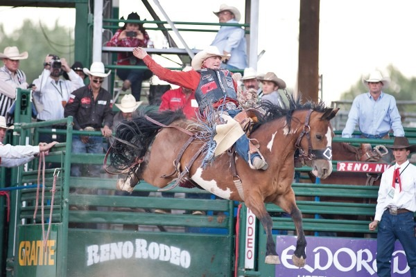 2017 Reno Rodeo Events And Schedule