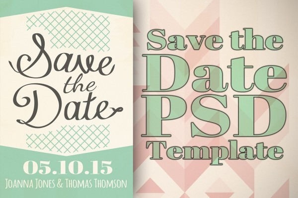 Save The Date Pat Picture Templates Save The Date Invitation