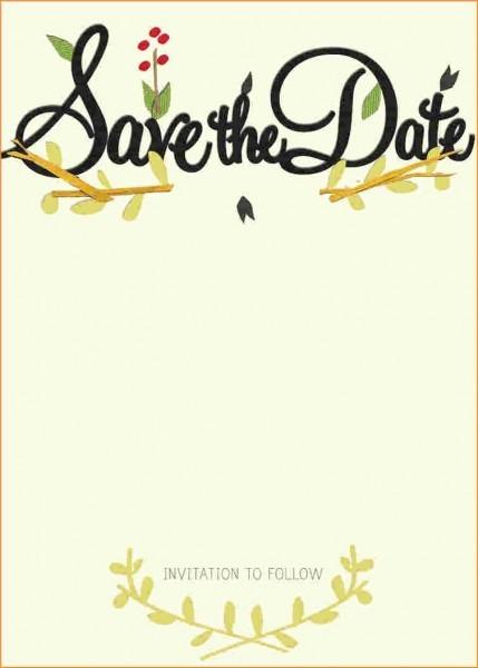 Date Template