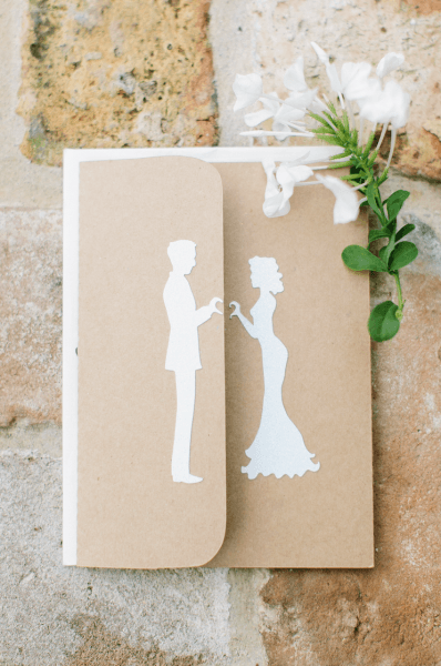 Wedding Invitations With Cricut Or Silhouette !