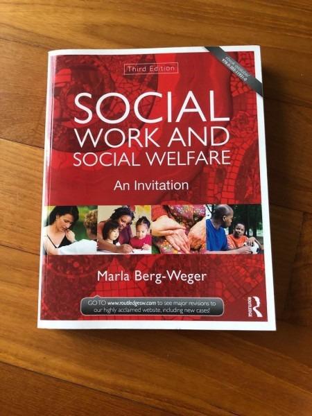 Social Work And Social Welfare  An Invitation