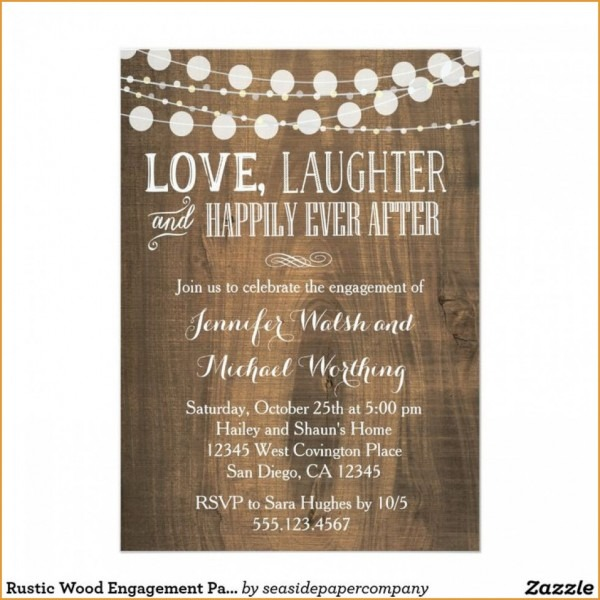 Party Invitations  Popular Engagement Party Invitations Ideas
