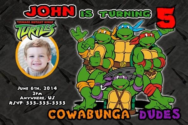 Diy Teenage Mutant Ninja Turtle Birthday Party Ideas Superb Tmnt