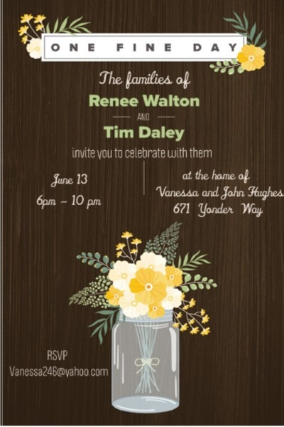 Rehearsal Dinner Invitations New Selections Spring 2019