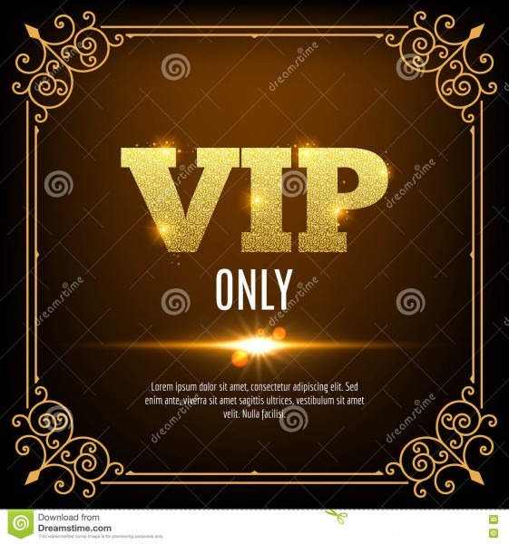Vip Members Only  Vip Persons Background  Vip Club Banner Design