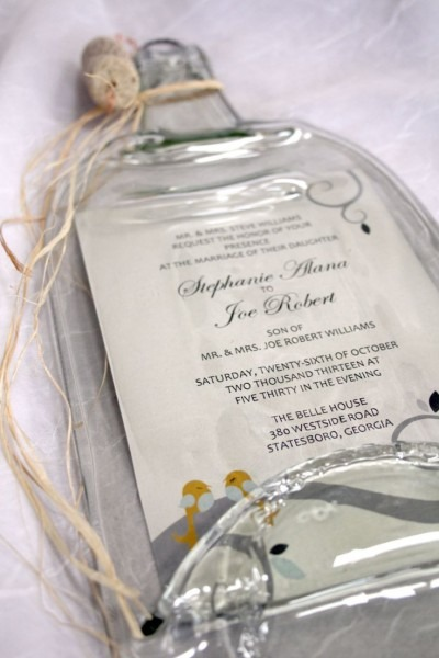 Idea Wedding  Wedding Invitation Gift Ideas