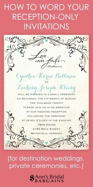 Wedding Open House Invitation Wording Elegant 19 Open House