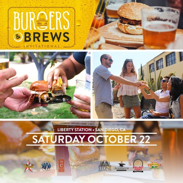 Coming Soon  Burgers & Brews Invitational 10 22