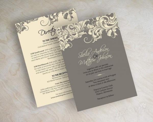 Zazzle Wedding Invitation Invitations Samples 3 Best Party Invitation Collection