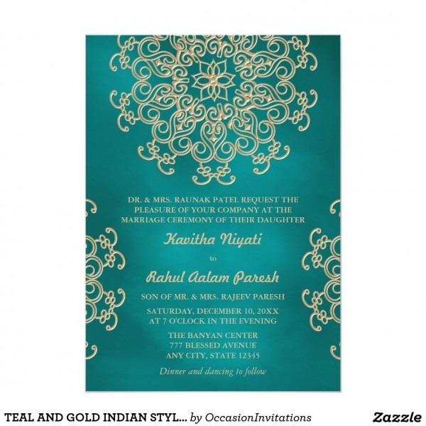Www Zazzle Com Wedding Invitations: Zazzle Indian Wedding Invitations