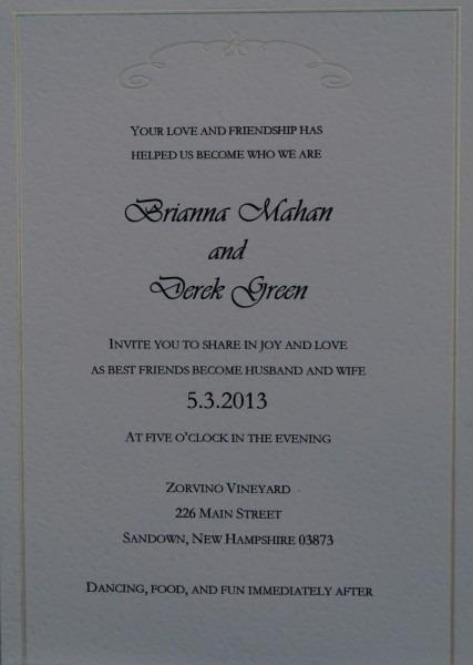 Wedding  Invitation  Wording  Alternative Wording Options