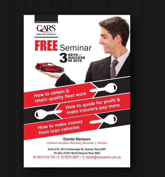 Seminar Invitation Design