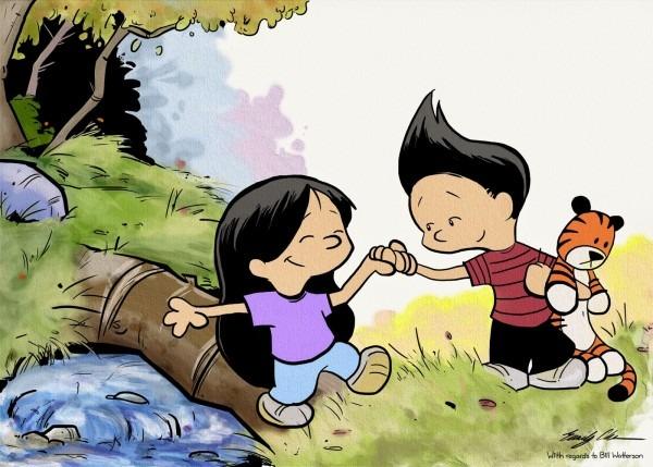 Calvin And Hobbes Invitations
