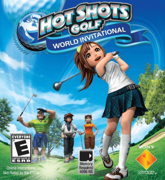 Hot Shots Golf  World Invitational Guide And Walkthrough