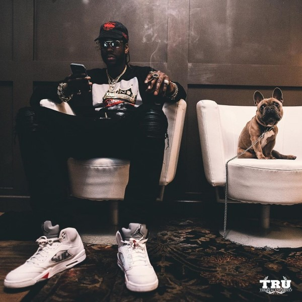 Raw Hollywood   2 Chainz Video For  Not Invited  Features His Dog