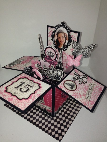 20 Quince Or Sweet 16 Invitations