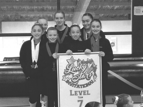 Greater Buffalo Level 7 Girls Place Third At Invite