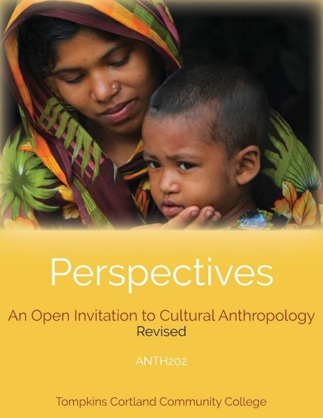 Perspectives  An Open Invitation To Cultural Anthropology  Nina