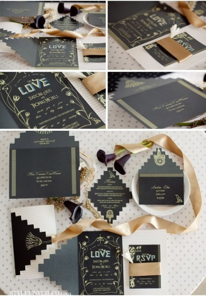 Egyptian Wedding Inspiration  Graphic