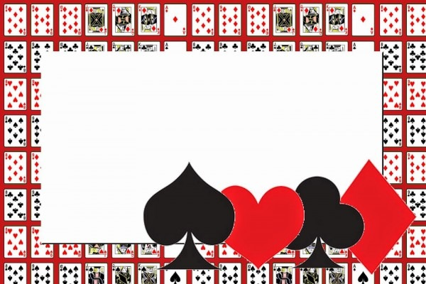Poker  Free Printable Invitations And Boxes