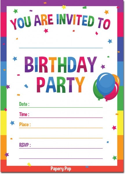 Best Rated In Kids' Party Invitations & Birthday Cards & Helpful