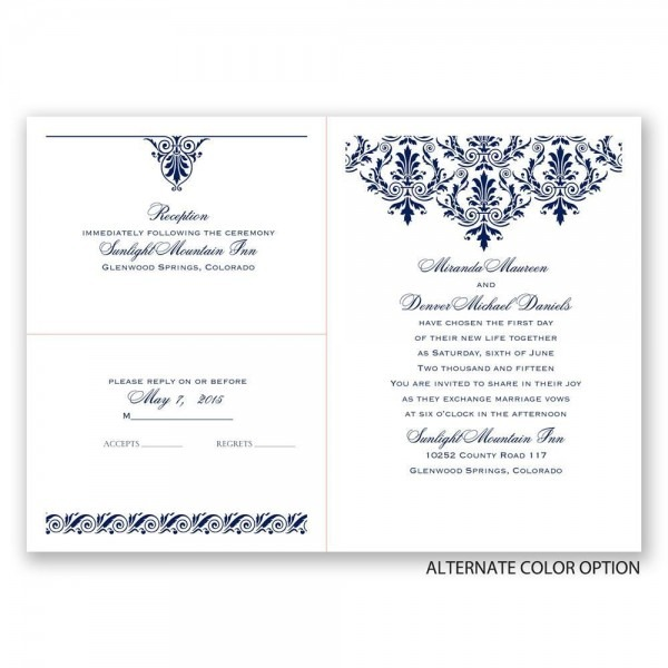 Invitations Starting At Just 99¢! Shop Ann's Bridal Bargains For