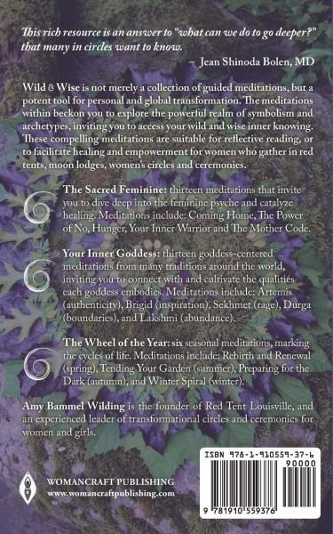 Wild & Wise  Sacred Feminine Meditations For Women's Circles
